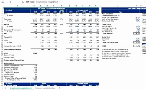 managerial accounting excel templates excel templates