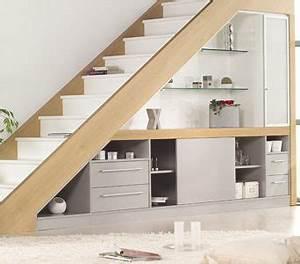 Amenager Sous Escalier : am nager le sous escalier relooker meubles ~ Voncanada.com Idées de Décoration