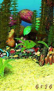 Free Full Version 3D Screensavers   Free 3D Aquarium ...