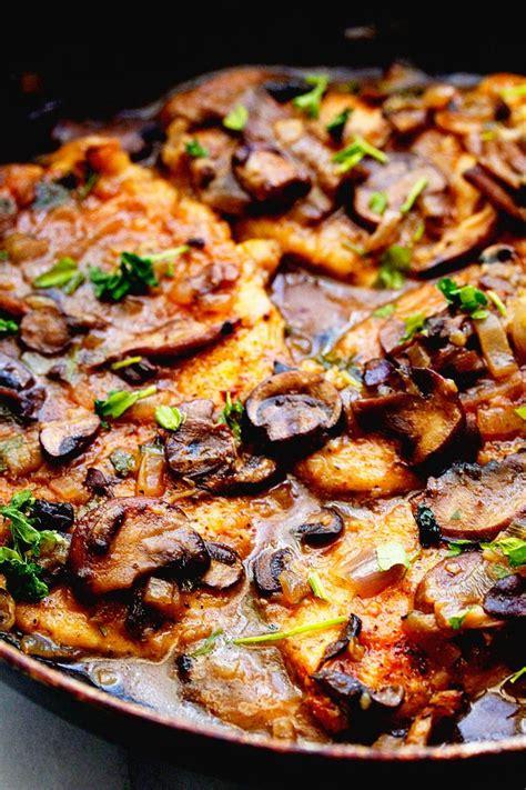 marsala cuisine chicken marsala healthy chicken marsala recipe