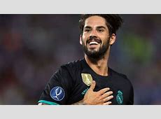 Isco's rise may for Madrid to break up the 'BBC' in