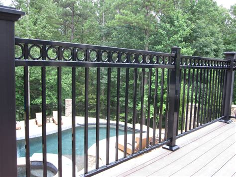 Fortress Deck Railing   Denver   Specialty Wood Products