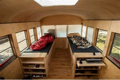 Bus Conversion Rv Into Converted Tiny Skooly