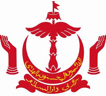 Brunei Emblem China