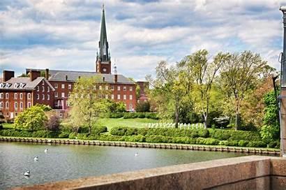 Maryland Mary Parish Chapel Elementary Md Church