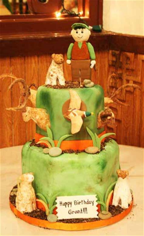 grants hunting birthday cake  cake life