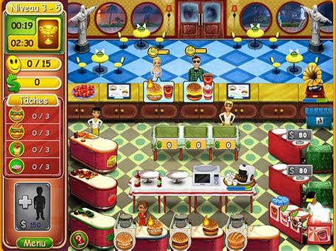 jeu de cuisine hamburger jeu burger bustle cuisine bio à télécharger en français