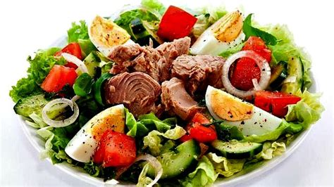 mixed salad ensalada mixta