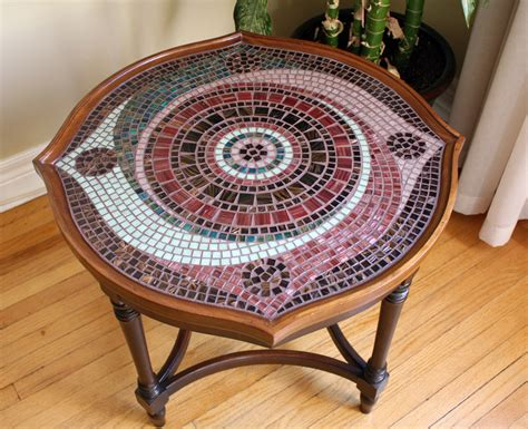 mosaic table top kit coffee table exceptional mosaic coffee table mosaic
