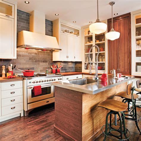 cuisine de style davaus cuisine blanche rustique chic avec des
