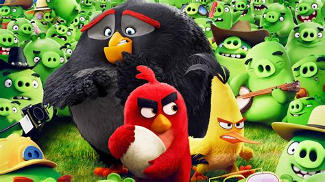 Best Animation Hd Wallpaper - angry birds animation wallpapers hd wallpapers