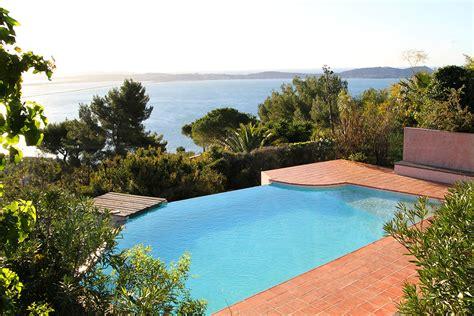 achat 224 vendre villa propri 233 t 233 vue mer entre hy 232 res et carqueiranne vue sur la presqu 238 le de
