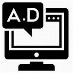 Icon Ad Digital Ads Advertisement Internet Email