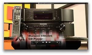 Marantz Cd6005 Cd Player Review