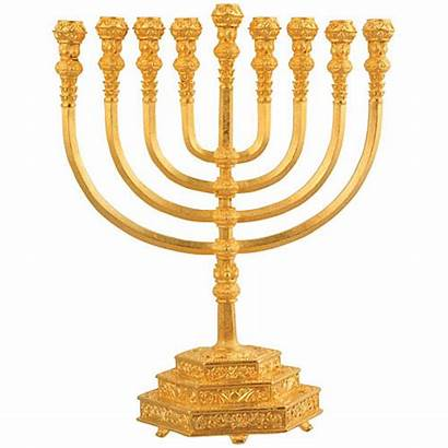 Menorah Temple Menorahs Hanukkah Traditional Holy Dispensaciones