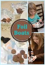 Pictures of Aluminum Boats Science Project