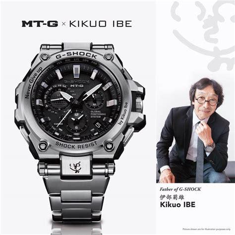 g shock mt g black g shock mt g x kikuo ibe mtg g1000d watches singapore