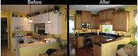 kitchen remodel before and after Kitchen Decor: Kitchen Remodel Before And After