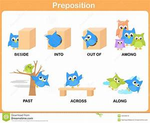 Outside clipart preposition - Pencil and in color outside ...