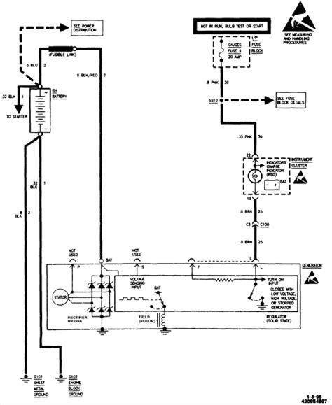 Alternator Output Intermittent New Battery