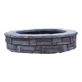 pit patio block project kit home