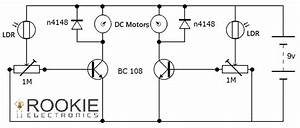 Lfr Using Bc108 Transistors
