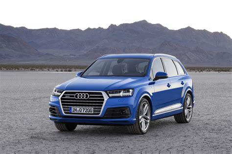 2016 Audi Q7 Debuts With Plug-in Diesel Hybrid Option