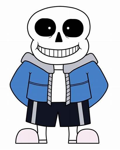 Sans Undertale Skeleton Character Human Behavior Fictional
