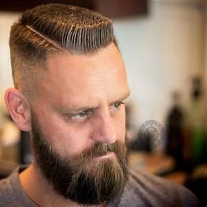 Dégradé Americain Court : coupe de cheveux homme degrade americain coiffures ~ Melissatoandfro.com Idées de Décoration