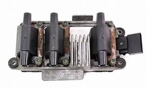 Genuine Vw Audi V6 Ignition Coil Pack Audi A4 A6 Vw Passat