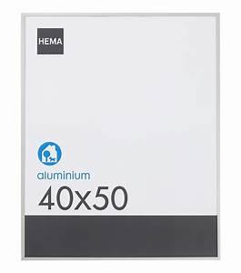 Aufbewahrungsbox 50 X 40 : fotolijst 40 x 50 cm hema ~ Markanthonyermac.com Haus und Dekorationen