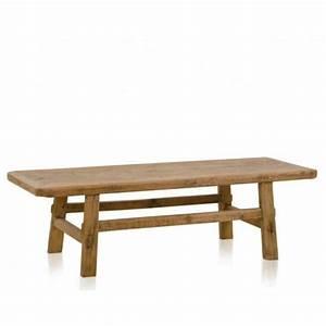 Table Basse Pin : table basse bois de pin ancien ~ Teatrodelosmanantiales.com Idées de Décoration