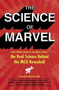 The, Science, Of, Marvel, Ebook