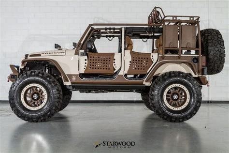 sema jeep for sale 2015 jeep sema luxury vehicle for sale in dallas texas