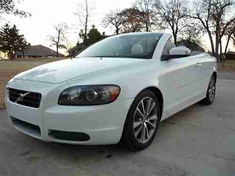 auto air conditioning repair 2010 volvo c70 free book repair manuals purchase used 2010 volvo c70 t5 convertible 2 door 2 5l turbo htd seats leather prem pack