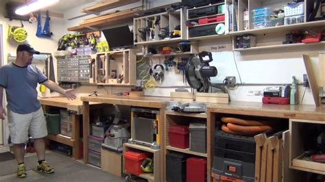 garage workshop  youtube