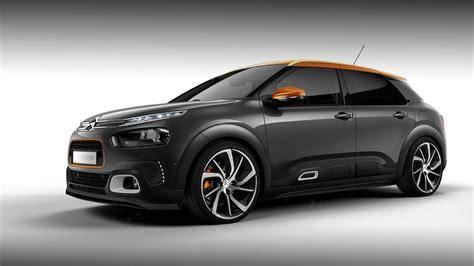 2019 New Citroen C4 by 2019 Citroen C4 Cactus Front Hd Picture Auto Car Rumors