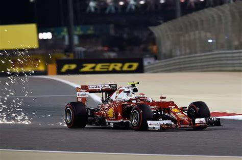 Tapeten Neuheiten 2016 by Bahrain Grand Prix Kimi On The Sakhir Podium Modenacars En