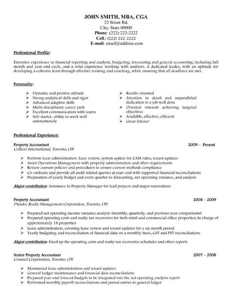 financial reporting accountant cover letter accountant sle resume shalomhouse us