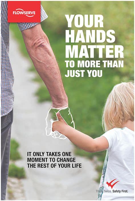 Hand Safety Campaign – kaivanaskari.com
