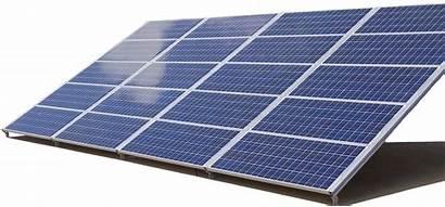 Solar Panel Panels System Transparent Background Plant