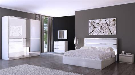 chambre design blanche charmant chambre a coucher blanc design avec cuisine