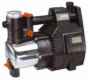 Profi Hauswasserwerk Test : gardena premium hauswasserautomat 6000 5 inox lcd ~ Watch28wear.com Haus und Dekorationen