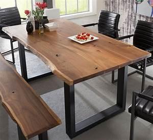 Tisch Und Stuhl : sam essgruppe 6tlg tisch auswahl 140 200 cm und stuhl ~ Pilothousefishingboats.com Haus und Dekorationen