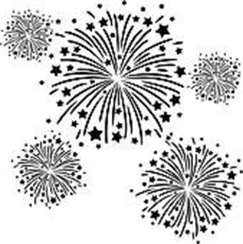firework clipart black and white firework display clip royalty free gograph