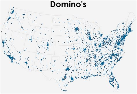 Infographics: How Papa John's and Domino's Stack Up Across ...
