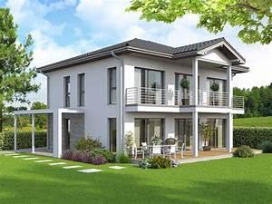 Haus Walmdach Modern : vario haus new design v gibtdemlebeneinzuhause einfamilienhaus fertighaus fertigteilhaus ~ Indierocktalk.com Haus und Dekorationen