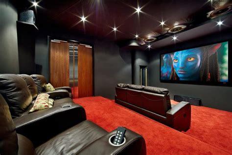 home theater  media room design ideas photo gallery