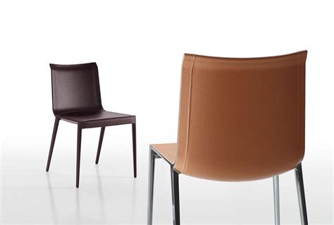 Charlotte Chairs By Antonio Citterio For B&b Italia