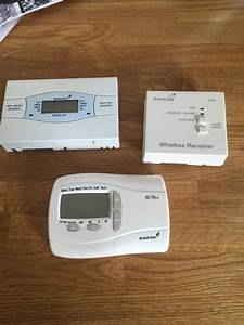 British Gas Wireless Thermostat And Programmer